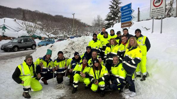 I Volontari della CM di Como