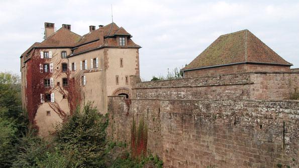 Château de La-Petite-Pierre