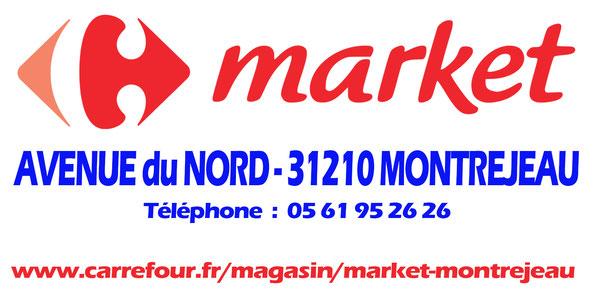 CARREFOUR MARKET - Montréjeau