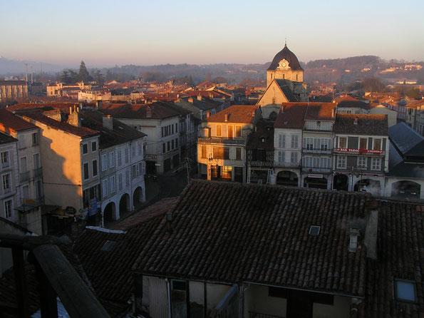 Centre ville (Photo M.Menard)