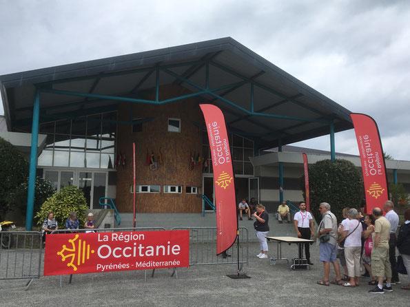 Salle des fêtes de Montréjeau - FOLKOLOR 2019