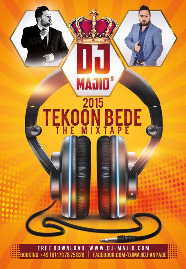 Cover Dj Majid - Tekoon Bede Mix 2015