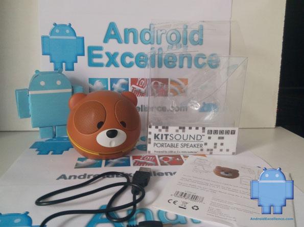 [Análisis] [Accesorios] KitSound Buddy, un altavoz potente con una simpática estética 2