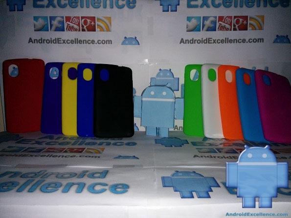 [Análisis] [Accesorios] 10 carcasas de silicona de colores para el Nexus 5