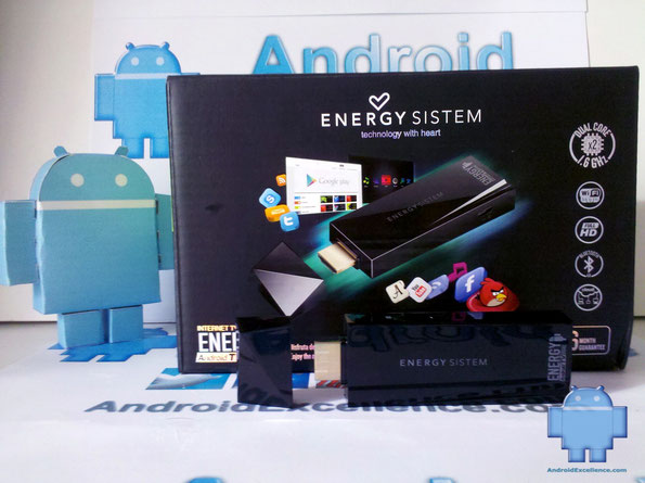 [Análisis] [Dispositivos] Energy Android TV Dongle Dual