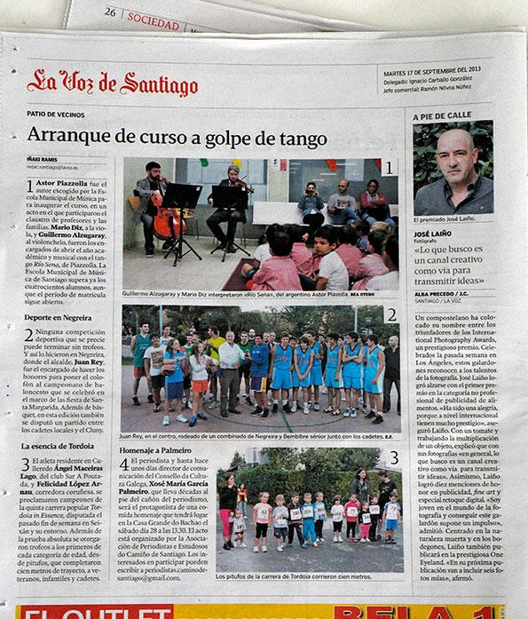Entrevista a Jose Laiño