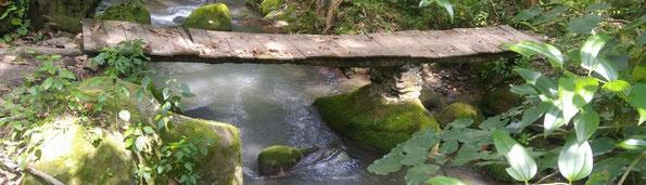 Spiritualität ist Liebe ist Inklusion ist Brückenbauen, zwischen den Welten: SEMUK, Rio San Lorenzo.
