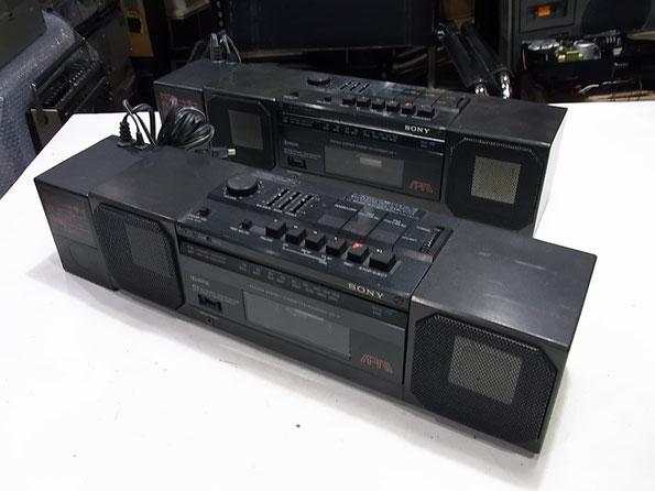 2018年1月24日 SONY  ZX-7 オリジナルACアダプター付き  2台