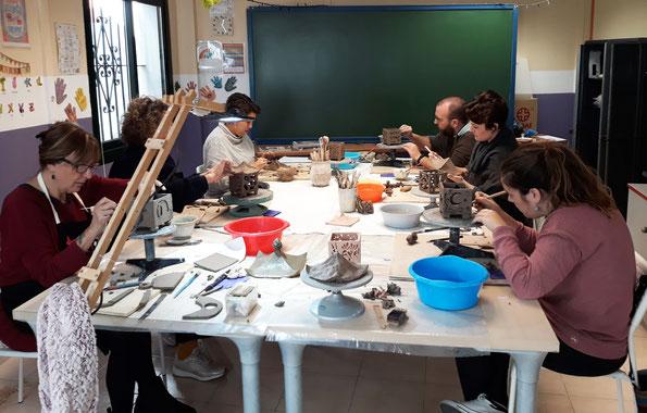 Taller de sábado cerámica  Japonesa