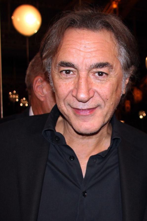 Richard BERRY : Acteur - réalisateur - scénariste français - Festival Lumière 2013 - photographies réalisées par Anik Couble.