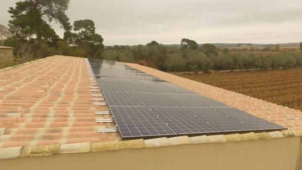 installateur panneau solaire photovoltaique autoconsommation hérault