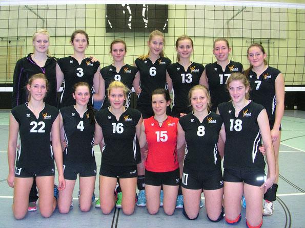 Hamburger Meister U20, der VfL Geesthacht