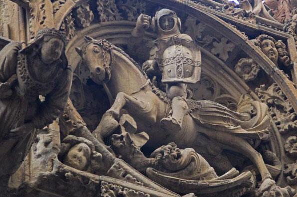 Дворец Женералитата - правительства Каталонии