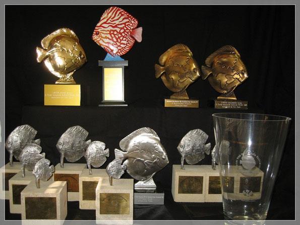 Eine kleine Auswahl unserer Preise und Auszeichnungen