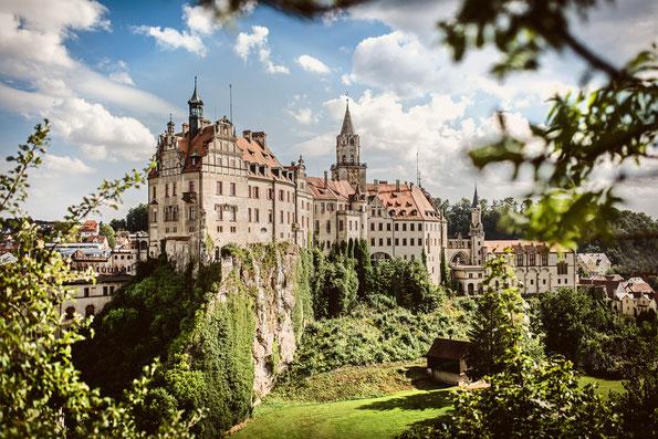 Hohenzollernschloss Sigmaringen (Nutzungsrecht liegt vor)