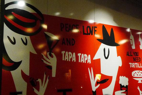 Tapas, Tapas und nochmal Tapas: Madrid ist ein kulinarischer Himmel! :-)