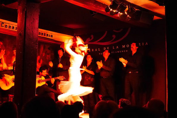 Flamenco - live! Olé!! :-)