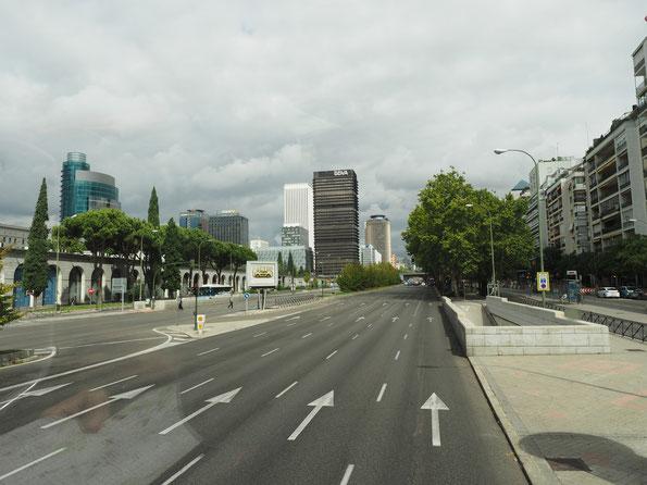 Madrid streetview
