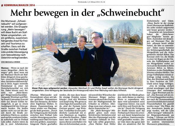 MEHR BEWEGEN in Murnau am Staffelsee