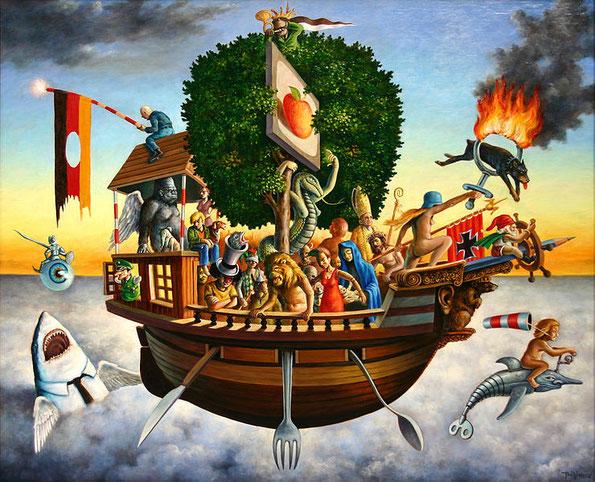 Thomas Bühler, Das Narrenschiff