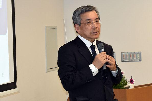 神谷 哲郎氏(東京大学高齢社会総合研究機構特任研究員)