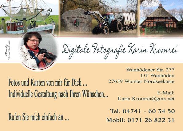 Digitale Fotografie Karin Kromrei