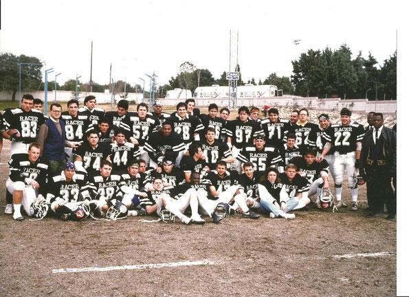 PLANTILLA TEMPORADA 91-92