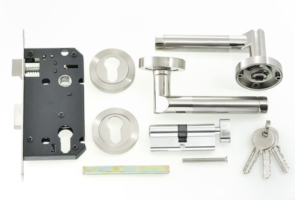 Schlösser - Zylinder - Schlüssel - Sicherheitsbeschläge - Drücker - Schließanlagen...alles vom Profi!