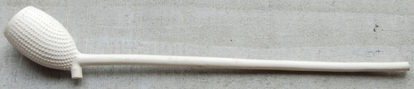 Cat nr 253, Pukkel gekroonde 38. Steel lengte ca 20 cm