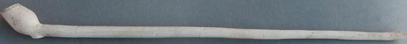 nr 10-1115 Complete 17e eeuwer, ongemerkt, steellengte ca 29 cm