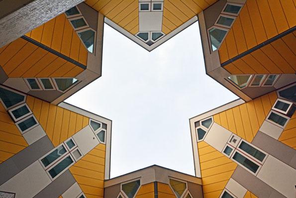 Rotterdam, Kubushäuser