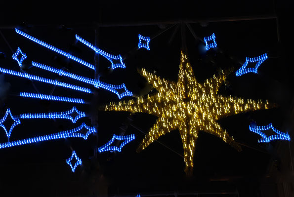 Ich wünsche Euch lichtvolle Weihnachten