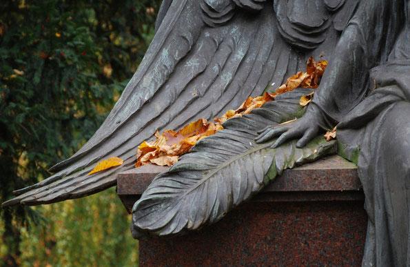 """""""Engels-Wache auf dem Melatenfriedhof. Köln"""""""