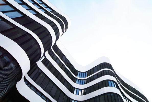 Düsseldorfer Büro-Architektur