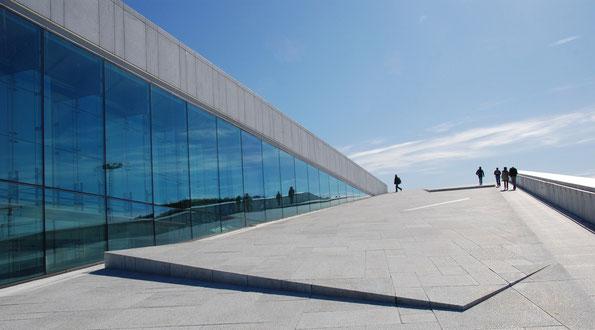 Oslo, Opernhaus