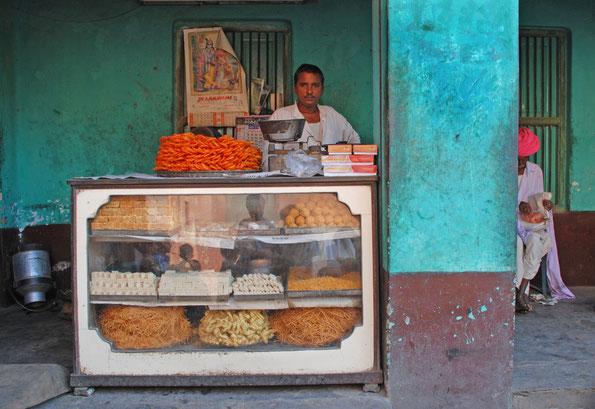 Zuckerbäcker in Rajasthan