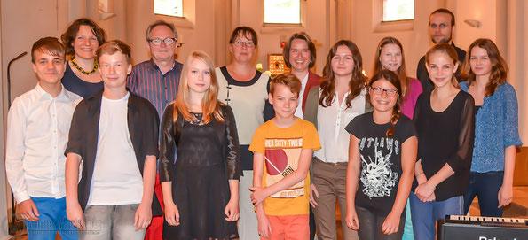 Musikschulen öffnen Kirchen