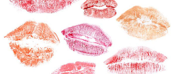 Kuss, Lippen, Begrüssung