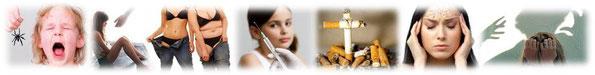 Hypnose Angst Panik Nichtraucher Raucher Gewicht Kopfschmerzen Migräne