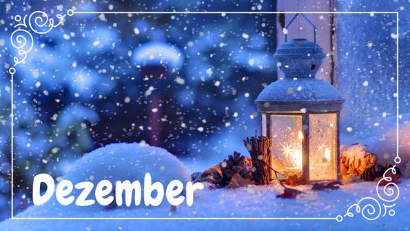 Dezember, Winter, Jahresende