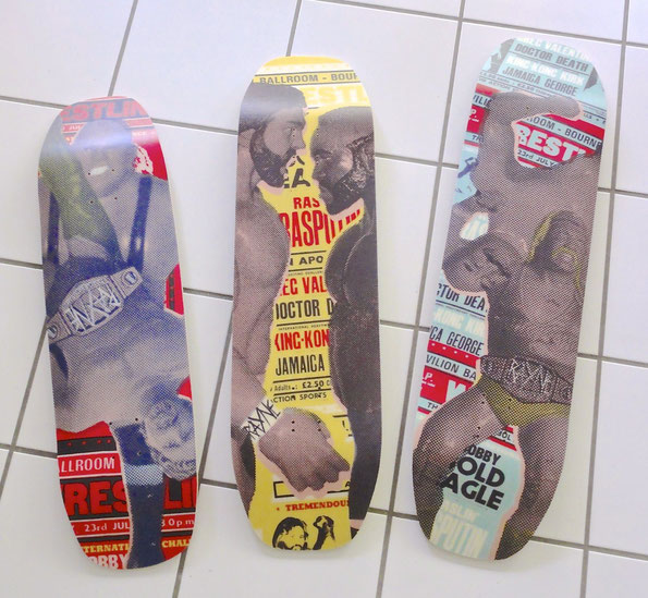 Rayne Slide Series Decks 2014