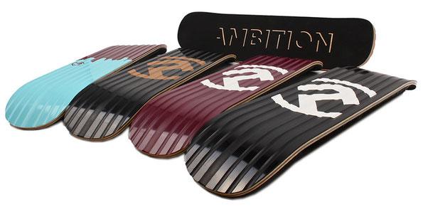 Ambition 2015 Premium/Pro Snowskate Models