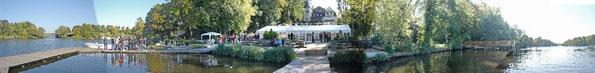Berliner Ruder Club, Wannsee