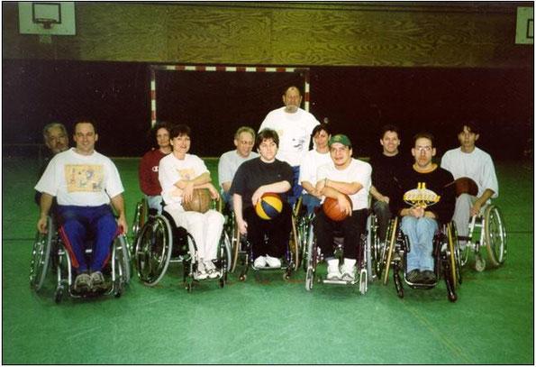 Foto: Rolli-Basketballer