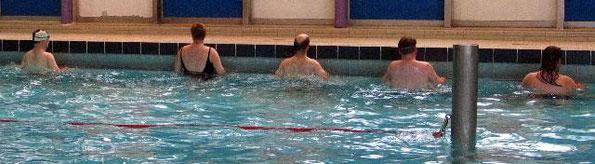 Foto: Wassergymnastik