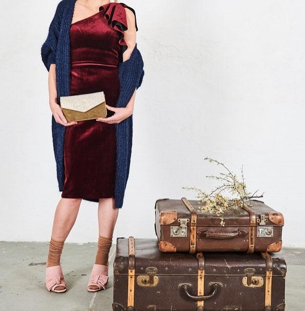 Lookbook 2017, OWA Tracht, Kollektion Ledertaschen Dirndltasche Vintagetasche Henkeltasche, Handarbeit aus unserer Ledermanufaktur