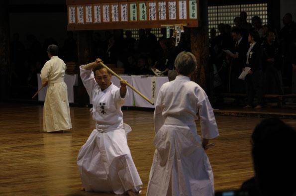杖道 京都大会