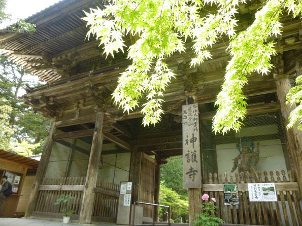 杖道京都大会の後で