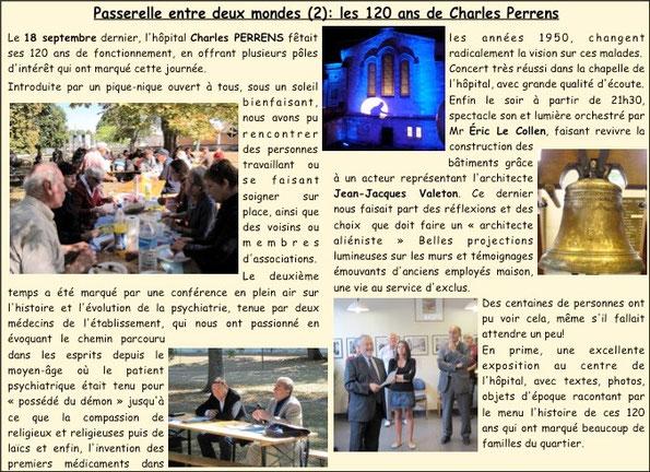Les 120 ans de Charles Perrens