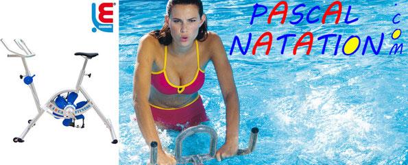 Aquabike à La Ciotat avec Pascal Natation